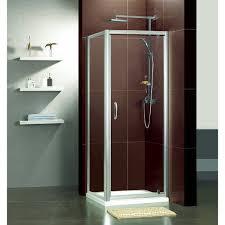 Bathroom Shower Units Moods Mm Shower Unit Pivot Door Enclosure Aqua Glass Bathroom