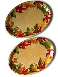 thanksgiving platter fall platter bundle thanksgiving harvest plastic