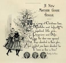 a vintage christmas poem old design shop blog