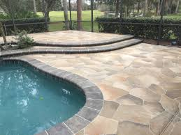 Pool Designs Pictures by Concrete Designs Florida Decorative Pool Deck Florida