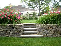 landscape sloped backyard landscaping ideas u2013 landscape and