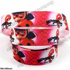 ladybug ribbon printed grosgrain ribbon picture more detailed picture about 50