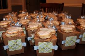 royal prince baby shower favors brown collection royal baby shower favors transparant cookies on