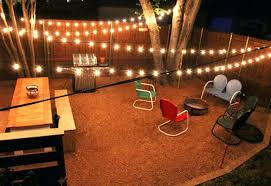 stringing outdoor patio lights outdoor patio string lights string