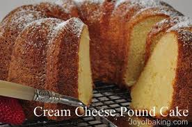 cream cheese pound cake recipes from scratch food cake recipes