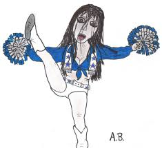 Dallas Cowboys Cheerleaders Halloween Costume Lil Wayne Blumes