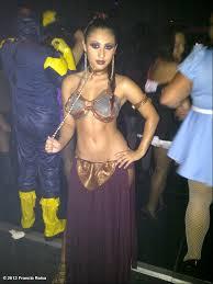 Halloween Costume Hit Francia Raisa U0027s Halloween Costume