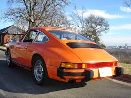 Porsche 911 Orange - kent1960 1974 porsche 911 specs photos modification info at