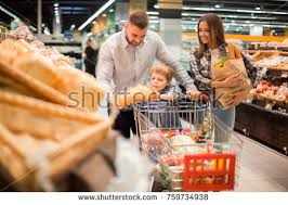 high angle closeup cashier entering price stock photo 759735001