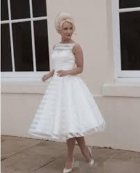 low price wedding dresses low price stripe women wedding dress 2016 mid calf summer