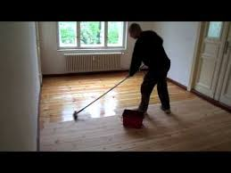 how to refinish a wooden floor with refinishing a hardwood