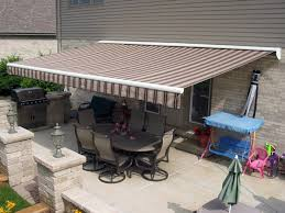 Sun Awnings For Decks 10 U0027 Premium Retractable Awning Retractable Awnings Patio