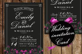 black white wedding invitation invitation templates creative