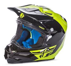 fly motocross gear fly racing mx motocross mtb bmx 2017 f2 carbon pure helmet hi vis