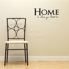 wall decals quotes quotesgram home decor quotes quotesgram where your heart is house inspirational
