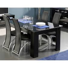 chaises salle manger pas cher table et chaises salle manger cheap chaise moderne en cuir giada