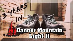 danner mountain light amazon danner mountain light 3 year review youtube