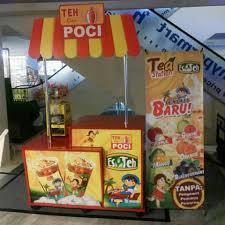 Teh Poci info waralaba minuman teh poci usaha modal kecil untungnya lumayan