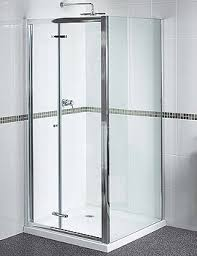 Shower Bifold Door Bi Fold Door Shower Enclosures Sizes Available Qs Supplies