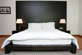 catchy large headboard beds best ideas about tall headboard on