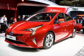 toyota new 2017 toyota prius recalled over parking brake problem yes the new