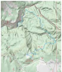 The Wave Arizona Map by Hiking Fossil Springs Trail To Toilet Bowl U2014 Fossil Creek