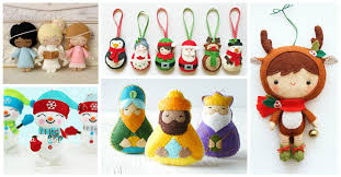 11 merriest ornament sewing patterns