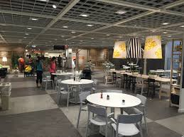 not exactly destination dining but ikea remodel does offer value