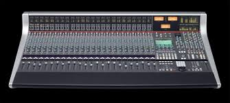 Studio Mixing Desks by Aws Omeness Solid State Logic A W S 948 Hybrid Mixer Controller