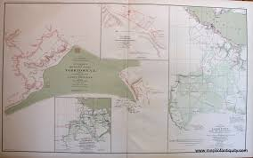 Bridgewater State University Map by Antique Maps And Charts U2013 Original Vintage Rare Historical