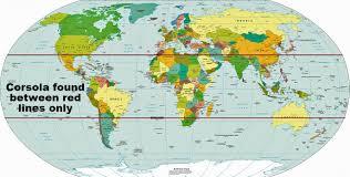 Map Of Pokemon World by Pokemon Go U0027s Heracross And Corsola Are Region Exclusives Modojo