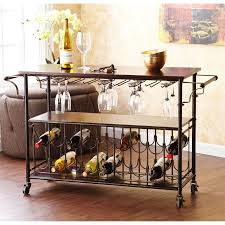 Kitchen Cart Ideas Rustic Bar Cart Ideas For You Modern Wall Sconces And Bed Ideas