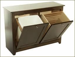 3 Bin Cabinet Cabinet Double Trash Bin Cabinet Rev A Shelf In H X W D Double