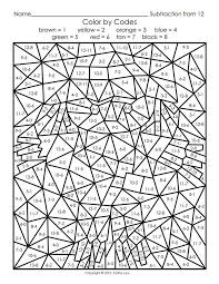difficult coloring pages difficult color by number kids coloring free kids coloring