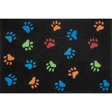 jelly bean indoor outdoor rugs paw print rugs rugs ideas