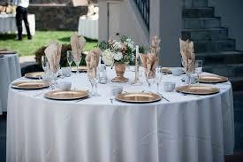 Round Table El Dorado Hills A Classic Backyard Wedding At A Private Residence In El Dorado