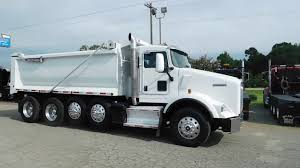 kenworth w900 for sale in houston tx 2009 kenworth t800 quad axle dump truck for sale t 2885 youtube
