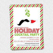 holiday cocktail party invitation rhymes archives invitation