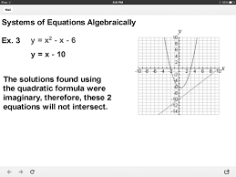 most viewed thumbnail systems of equations quadratic