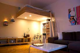 Bunk Bed Lights Loft Beds Space Saving Solutions With Storage