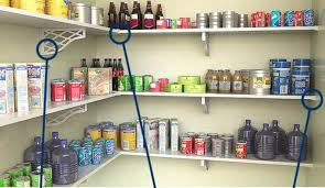 kitchen pantry organizer designs polkadot homee ideas