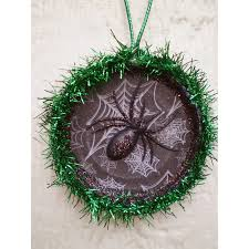 tin retro spider ornament sold twilight faerie