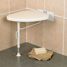 wall mounted folding shower seat with legs shower chairs page 2 low prices