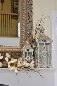 simple mantle decor picmia