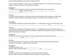 Example Of Resume Objectives Resume Objective Samples Cv Resume Ideas