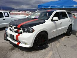 Dodge Durango White - best looking wheels for a new white 2012 page 2 dodgeforum com
