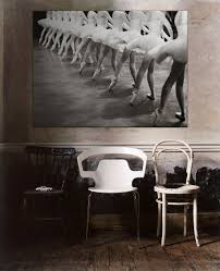 captivating wall murals that transform your home view in gallery large canvas of ballerinas on stage