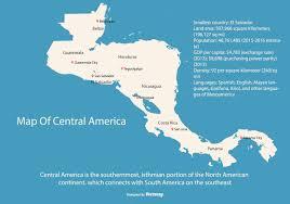 Mesoamerica Map Mittelamerika Karte Illustration Kostenlose Vektor Kunst Archiv