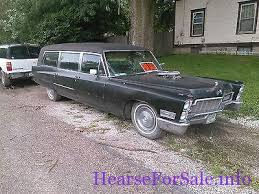 hearse for sale cadillac other hearse 1968 cadillac m m hearse hearse for sale