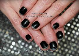 100 halloween black nails nail art halloween nails black